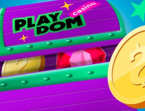 Онлайн-казино Playdom: регистрация, слоты, бонусы, кэшбек