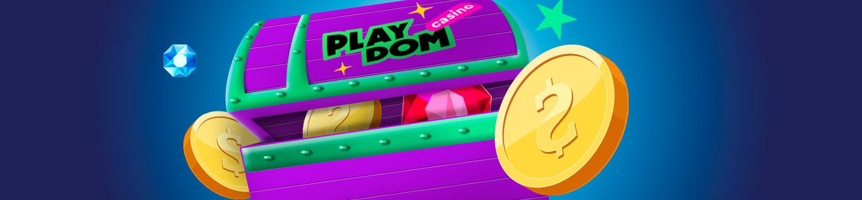 Обзор казино Playdom.